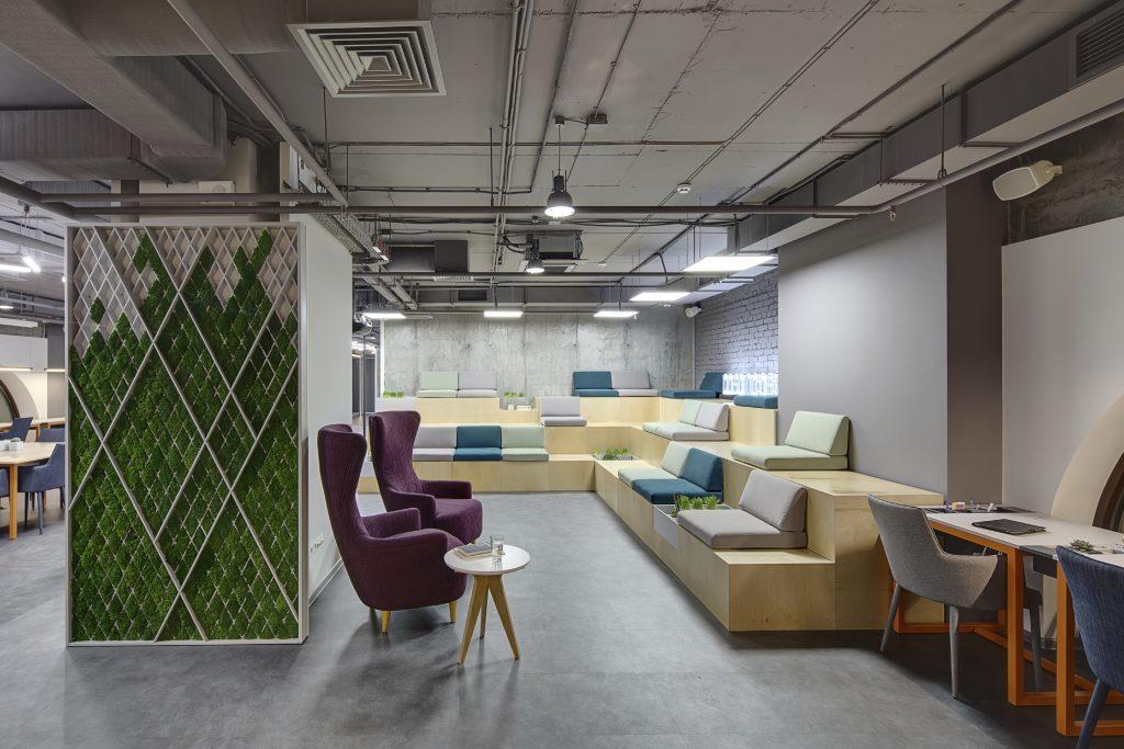 Définition et avantages des espaces de travail partagés